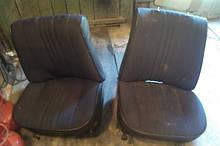 Сиденья передние 2105 на ВАЗ 2101 2102 2103 2104 2105 2106 2107 пара среднее сост бу
