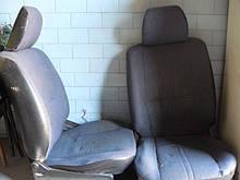 Сиденья передние 2105 на ВАЗ 2101 2102 2103 2104 2105 2106 2107 пара отличное сост бу
