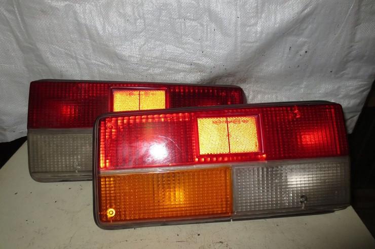 Ліхтар задній ВАЗ 2107 правий середн упоряд бу