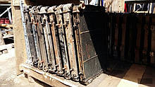 Радиатор охлаждения ГАЗ Волга 3110 31105 инжекторный алюминиевый бу