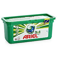 Ariel. Гель для стирки в капсулах Touch of Lenor Fresh 30 шт. x 27 г (950972)