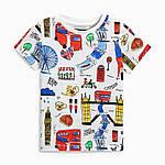 Детская футболка Лондон Little Maven