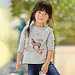 Кофта для девочки Лошадка Little Maven