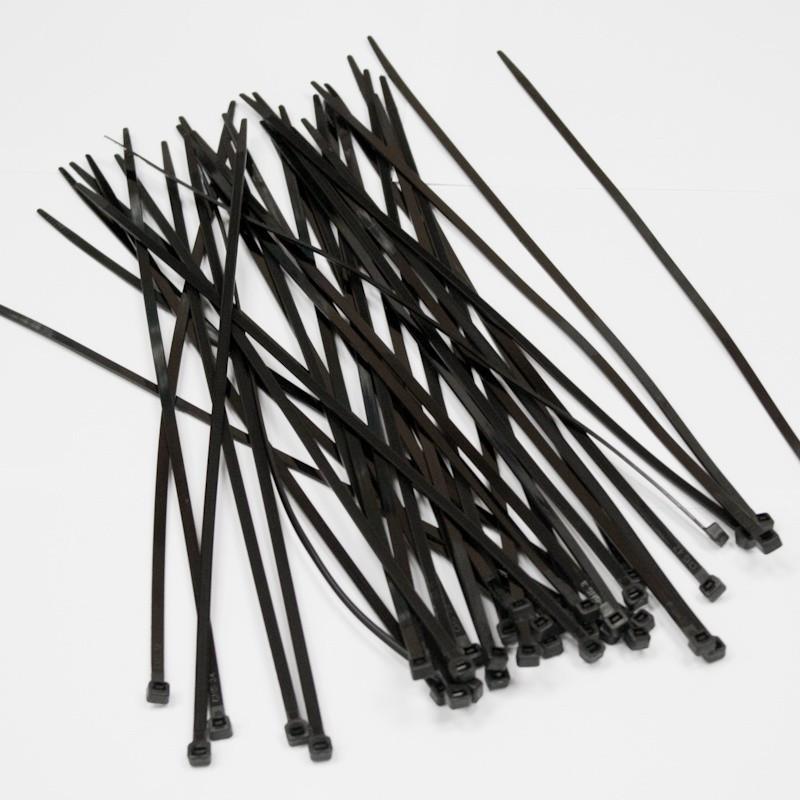 Хомуты пластиковые BELAUTO Черные 4,8x350 мм (B48350)