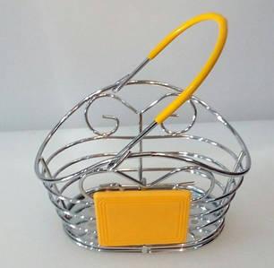 Корзинка для фруктов из нержавеющей стали EM1262-1 (уточняйте наличие)
