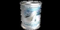 Высокоглянцевая износостойкая эмаль для водного транспорта Protective Emal Pur 2K