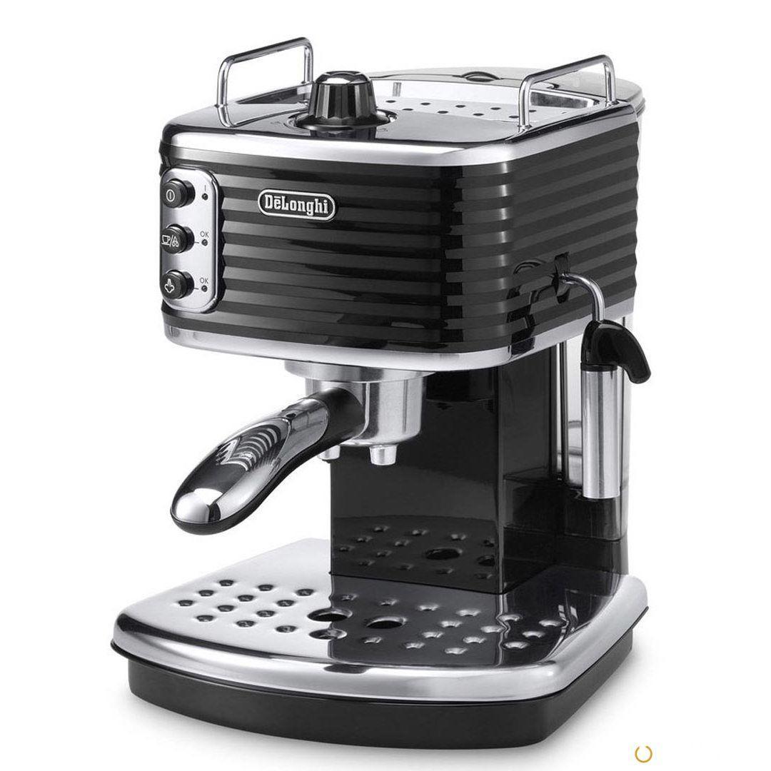 Рожковая кофеварка DeLonghi SCULTURA ECZ 351
