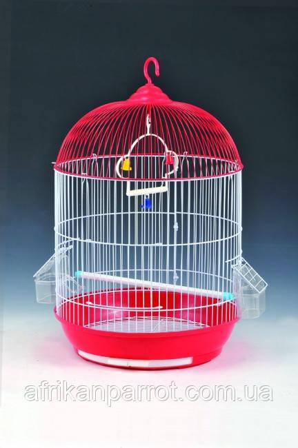Клетка для птиц ( 33х56 см )