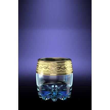 """Стаканы для виски 305 мл / 6шт (Сильвана) декор """"Версаче"""", фото 2"""