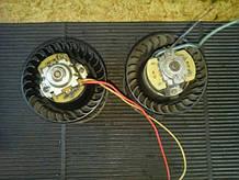 Электродвигатель печки с крыльчатками ВАЗ 2108 2109 21099  2113 2114 2115 мотор моторчик двигатель бу