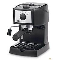 Рожковая кофеварка DeLonghi EC 153.B Black, фото 1