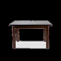 Стол раскладной деревяный Тис-3 орех 120*80