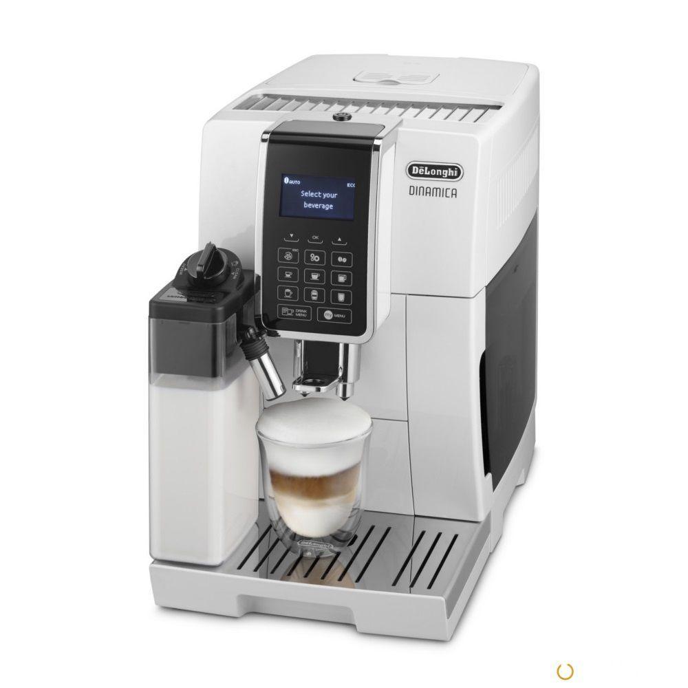 Кофемашина DeLonghi Dinamica ECAM 353.75 W
