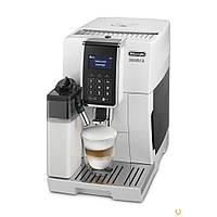 Кофемашина DeLonghi Dinamica ECAM 353.75 W, фото 1