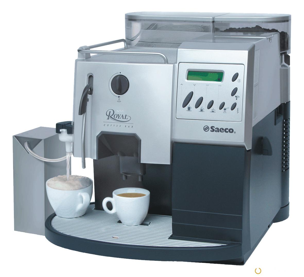 Кофемашина Saeco Royal Cappuccino БУ (с гарантией)