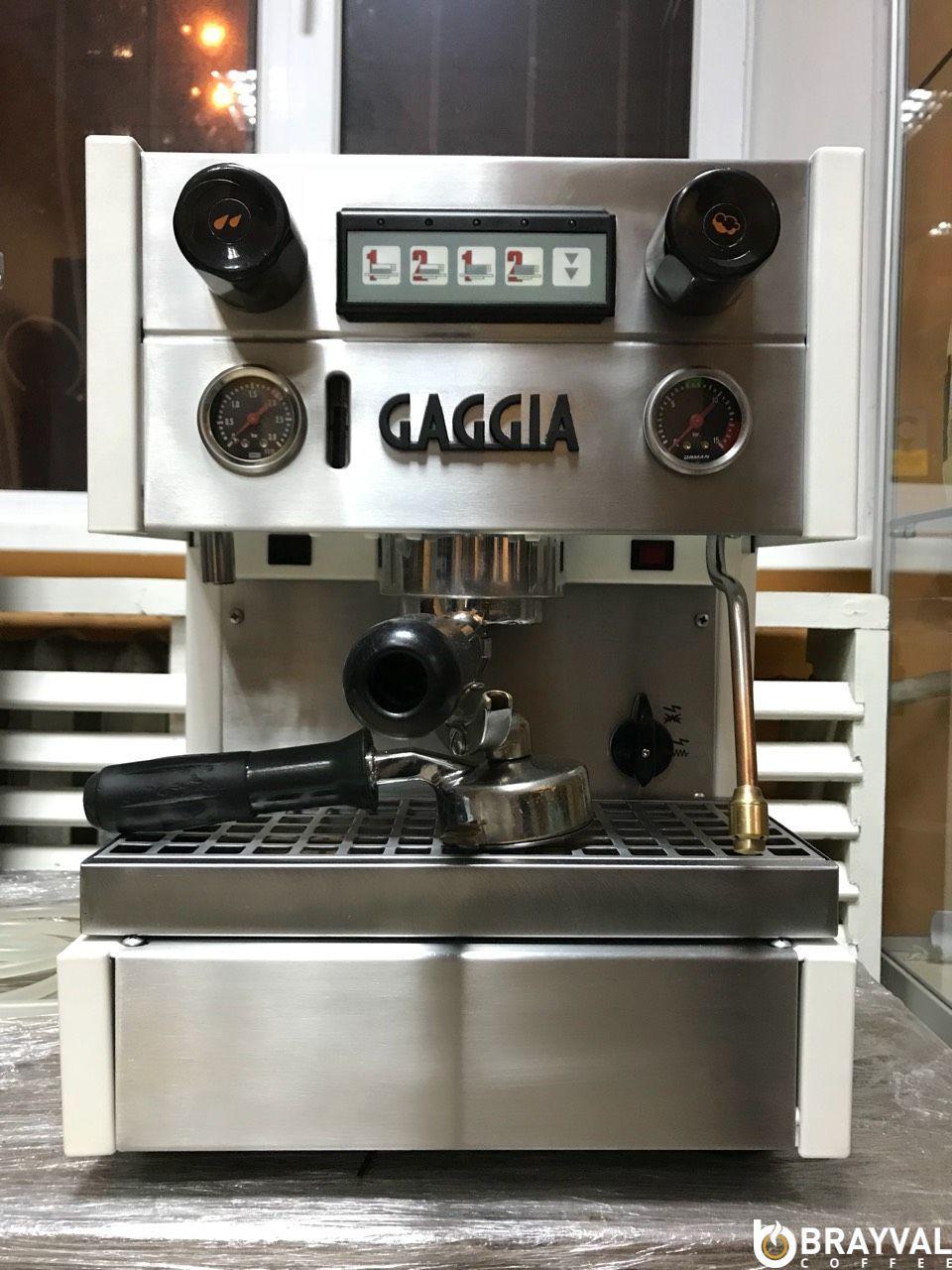 Профессиональная кофемашина Gaggia TE однопостовая БУ