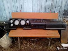 Торпеда ВАЗ 2121 21213 21214 Нива старого образца без щитка торпедо панель приборов средн сост бу