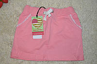 Трикотажная юбка  для девочек Glo Story 92-122см