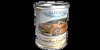 Высокоглянцевая износостойкая эмаль для автотранспорта AUTO Protective Emal Pur 2K