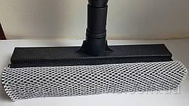Швабры для мытья окон телескопическая (черная)
