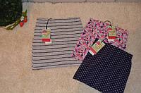 Трикотажная юбка  для девочек Glo Story 116-146 см