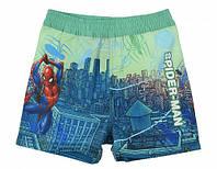 Детские шорты для плавания Человек Паук (зеленые), Disney (PR0127)