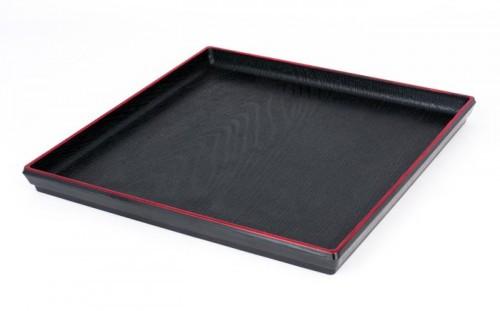 Поднос пластиковый квадратный для сервировки 240*240*20 мм (шт) Empire 1310