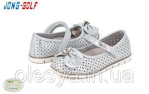 Детские туфли балетки на девочку ТМ Jong Golf Размеры 26- 30