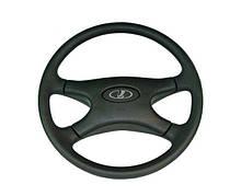 Руль ВАЗ 2121 21213 21214 2131  2101 2102 2103 2104 2105 2106 2107 рулевое колесо нового образца новый