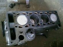 Двигатель без ГБЦ ВАЗ 2101 объем 1200 ВАЗ 2101 2102 2103 2104 2105 2106 2107 низ мотора 1.2