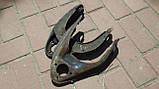Важіль верхній ВАЗ 2101 2102 2103 2104 2105 2106 2107 передньої підвіски лівий правий з болтом бу, фото 2