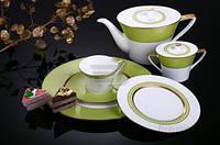 Сервиз для чая Chambery Lemon Green 21 предмет на 6 персон Narumi