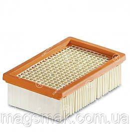 Karcher Плоский складчатый фильтр для пылесосов WD4 - WD6 (2.863-005.0)