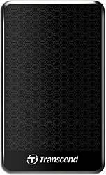 HDD накопитель Transcend StoreJet 25A3 1TB (TS1TSJ25A3K) USB 3.0 Black