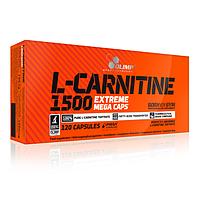 Жиросжигатель Olimp L-Carnitine 1500 (120 кап)