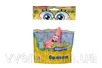 Игровая фигурка-сквиш SpongeBob Squeazies Patrick