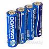 Батарейки Пальчиковая Daewoo