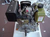 Купить дизельный двигатель с электростартером к мотоблоку мощностью - 6л./сил