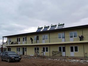 Вакуумный солнечный коллектор Altek SP-H1-15, фото 2