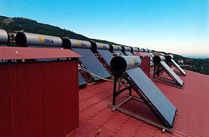 Вакуумный солнечный коллектор Altek SP-H1-24, фото 2