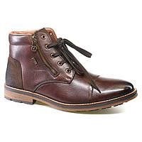 Модельные ботинки Rieker F5530-26, код: 2936, размеры: 40, 41, 42, 43, 44, 45, 46