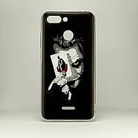 Чехол Print для Xiaomi Redmi 6 силиконовый бампер Joker