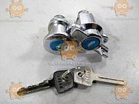 Замки Москвич 412 ИЖ двери и багажника с ключами (личинки) как на фото (пр-во Украина) ПД 2265