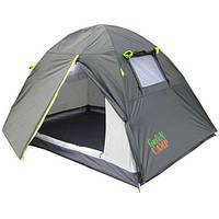 Палатка двухместная GreenCamp 1001A