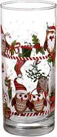 Набор стаканов Новогодние Совы 260 мл 6 шт. 91206/D348 Uniglass