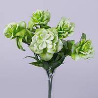 Букет  травка декоративная капуста зелень искусственная