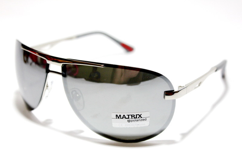 Очки Matrix Polarized 08077SM mirror