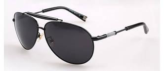 Солнцезащитные очки LV 0733 (черная оправа)