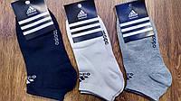 """Мужские короткие носки в стиле""""Adidas Or"""",Турция 41-44, фото 1"""