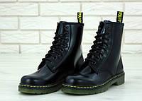 Ботинки Dr.Martens реплика ААА+ размер 36-40 черный (живые фото)